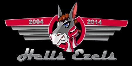 10 jarig jubileum - De Ezels - 2004/2014